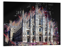 Peter Roder - Duomo di Milano the Cathedral of Milan