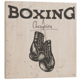 Wood  Boxing champion