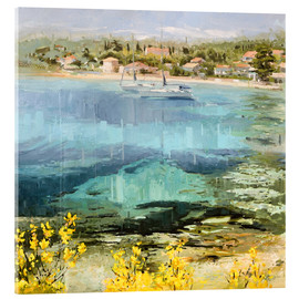 Acrylic print  Clear water - Johnny Morant
