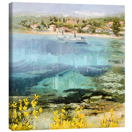 Canvas  Clear water - Johnny Morant