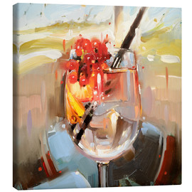 Canvas print  5 o'clock - Johnny Morant