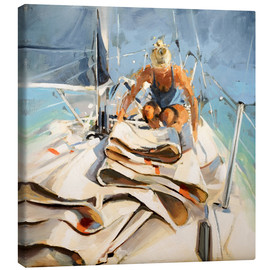 Canvas print  Finale - Johnny Morant
