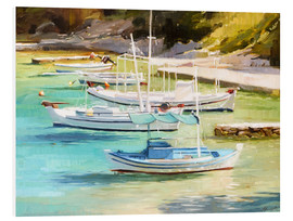 Foam board print  Crystal-clear - Johnny Morant