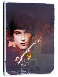 Canvas print  george harrison - Daniel Matzenbacher