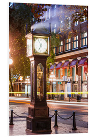 Forex  Steam clock in Gastown, Vancouver, Canada - Matteo Colombo