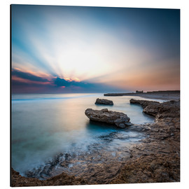 Aluminium print  Good morning Red Sea - Hannes Cmarits