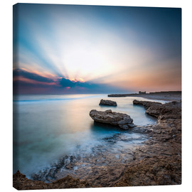 Canvas print  Good morning Red Sea - Hannes Cmarits