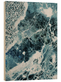 Wood  sea marble - Emanuela Carratoni