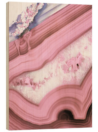 Wood  blush agate - Emanuela Carratoni