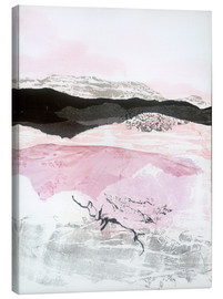 Canvas print  Black Mountain - Jan Sullivan Fowler