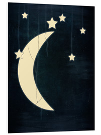 Forex  moon and stars - Sybille Sterk
