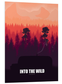 Forex  Into the Wild - Minimal Film Fanart alternative - HDMI2K