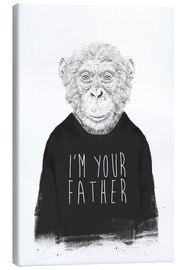 Canvas print  I'm your father - Balazs Solti
