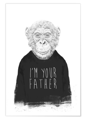 Premium poster I'm your father
