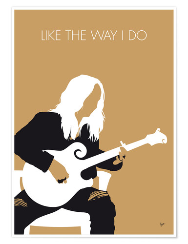 Premium poster Melissa Etheridge - Like The Way I Do