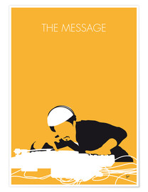 Premium poster Grandmaster Flash - The Message