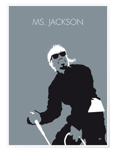 Premium poster OutKast - Ms. Jackson