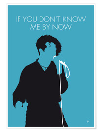 Premium poster Simply Red - If You Don't Know Me By Now