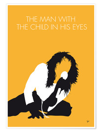 Premium poster Kate Bush - The Man With The Child In His Eyes