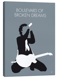 Canvas print  Green Day - Boulevard Of Broken Dreams - chungkong