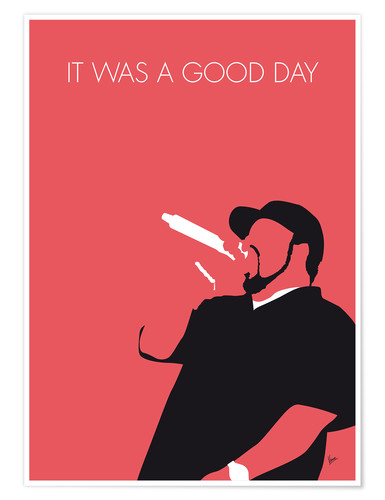 Premium poster Ice Cube - It Was A Good Day