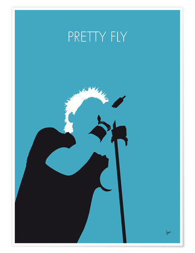 Premium poster No095 MY The Offspring Minimal Music poster