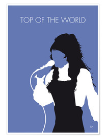 Premium poster Carpenters - Top Of The World