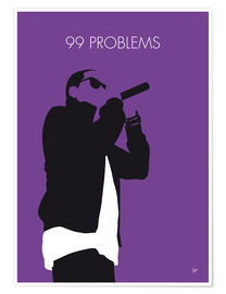 Premium poster Jay-Z - 99 Problems