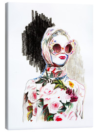 Canvas print  Fashion Illustration III - Wadim Petunin