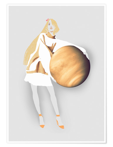 Poster Sailor Venus
