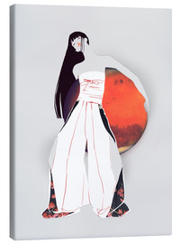 Canvas print  Sailor Mars - Wadim Petunin