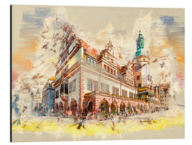 Peter Roder - Leipzig Old Town Hall