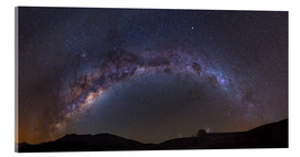 Acrylic print  southern Milky Way - Alexander Voigt