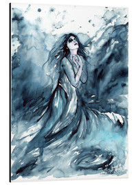 Aluminium print  Sea Witch - Tiffany Toland-Scott