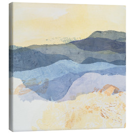 Canvas print  Beckoning Basin 01 - Jan Sullivan Fowler