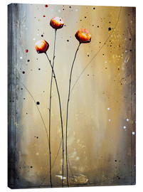 Canvas print  Flowering 224 - Yannick Leniger