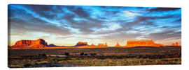 Marcus Sielaff - Monument Valley panorama