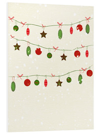 Sybille Sterk - happy holidays baubles