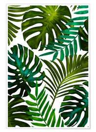 Premium poster Tropical Dream