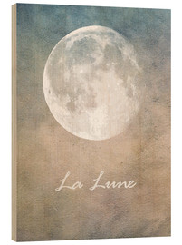 Wood  La Lune - Mandy Reinmuth