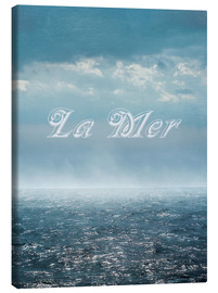 Canvas print  La Mer - Mandy Reinmuth