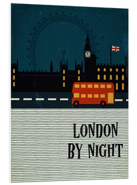 Forex  London by Night - Sybille Sterk
