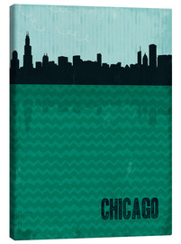Canvas  Chicago - Sybille Sterk