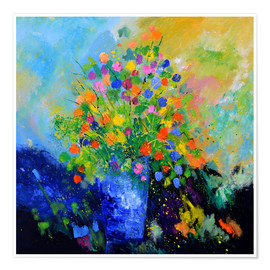 Premium poster Colorful still life