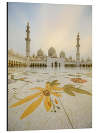 Alu-Dibond  Courtyard of Sheikh Zayed Grand Mosque