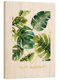 Wood  Vert Luxuriant - Mandy Reinmuth