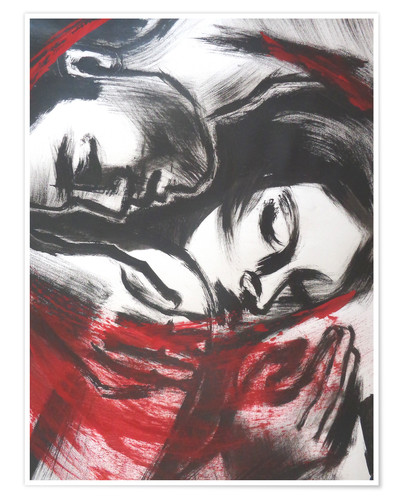 Premium poster Lovers - The Power Of Love 2