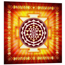Forex  Sri Yantra Energy Light - Dirk Czarnota