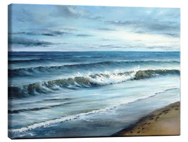 Canvas  North Sea - Ludmilla Gittel