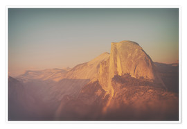 Premium poster  Half Dome XII - Pascal Deckarm